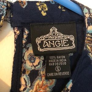 Angie Dresses - Dress by Angie 3/4 layered sleeves